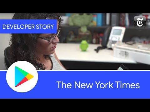 Android Developer Story: The New York Times