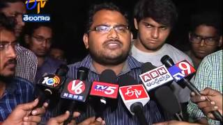 Will Intensify Our Agitation Soon :Junior Doctors In Hyderabad - ETV2INDIA