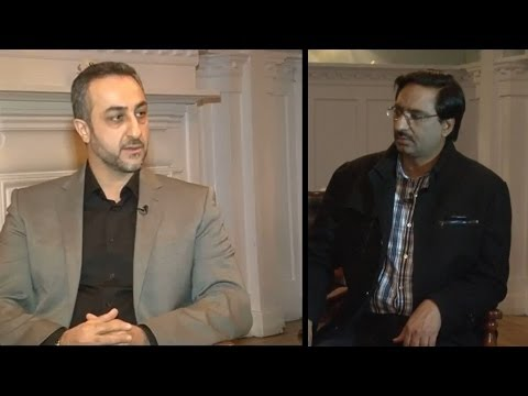 Hyrbyair Marri Baloch interview with Javed Chaudhry