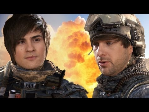 CALL OF DUTY Starring Smosh