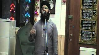 sajid raza qadri naat at jamia rasoolia islamic centre on miraj e Mustafa Sal Allahu Alaihi Wa Aalih
