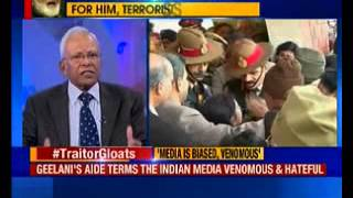 #TraitorOutLoose: Who's going to make him answer? - NEWSXLIVE