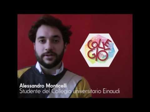 Studente Collegio Renato Einaudi Torino