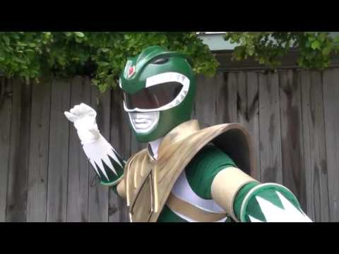 Green Ranger Fan morph