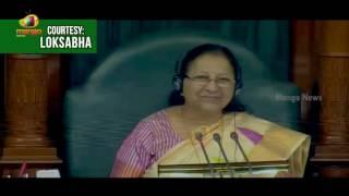 Lok Sabha Members Welcomes UP CM Yogi Adityanath | Parliament Budget Session | Mango News - MANGONEWS