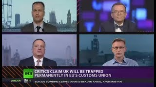 CrossTalk: Broken Brexit? - RUSSIATODAY