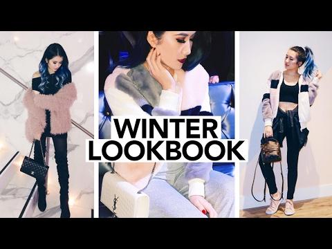 Winter Lookbook 2017: February || Sylvia Jade
