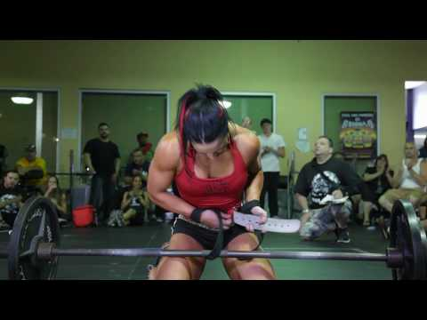 Hayley McNeff at RxMuscles