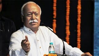 Only Ram temple and nothing else at Ayodhya site, assures RSS chief Mohan Bhagwat - TIMESOFINDIACHANNEL