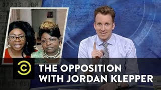 Diamond and Silk's Journey on the Trump Train - The Opposition w/ Jordan Klepper - COMEDYCENTRAL