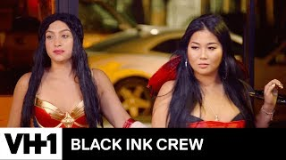 Young Bae Attacks the New Manager | Black Ink Crew - VH1