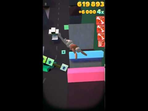 Shopping for houses and cars, rejected by economy (stair dismount)