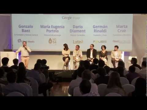 Evento Google Engage - Panel de agencias - Marzo 2013