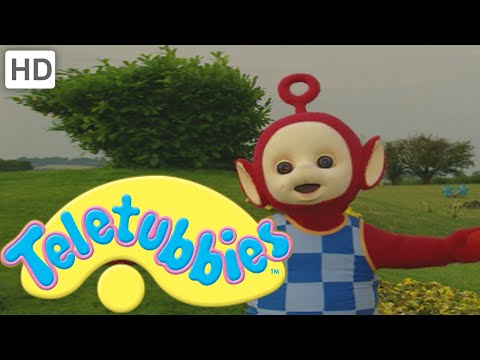 Teletubbies: Hanging Out the Washing - HD Video