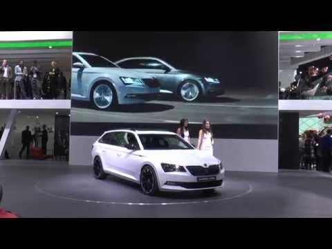Autoperiskop.cz  – Výjimečný pohled na auta - VIDEO – ŠKODA O SVÝCH NOVINKÁCH Z FRANKFURTU