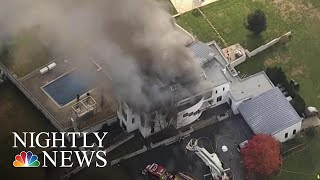 Four People Dead In New Jersey Fire Mystery | NBC Nightly News - NBCNEWS