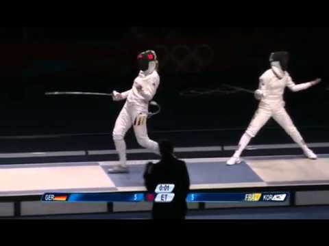 Shin A Lam Loses Olympic Fencing Match In Controversial