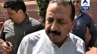 Govt will decide what's best for students: Jitendra Singh, MoS DoPT - ABPNEWSTV