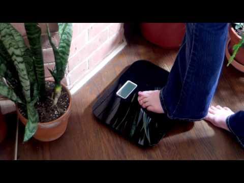 Health: EatSmart Precision Power Battery-Free Digital Bathroom Scale
