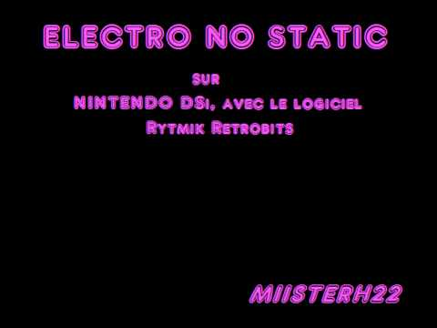 ELECTRO NO STATIC by MIISTERH22