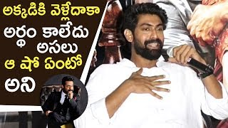 Rana Comments On Jr NTR Bigg Boss Show | I AM SHOCKED | TFPC - TFPC