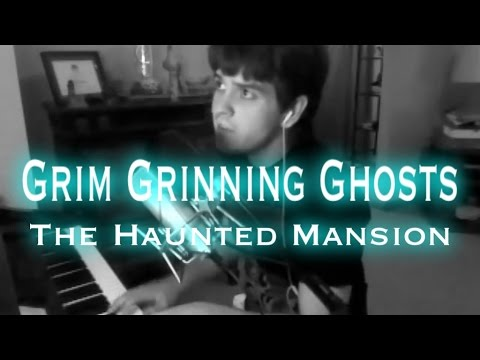 Grim Grinning Ghosts - The Haunted Mansion