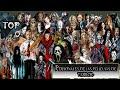 Top 10 de personajes de las peliculas de terror (Video especial de halloween atrasado ;_;)
