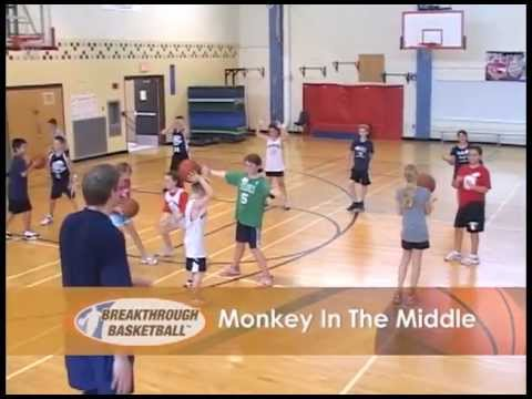 2 Competitive Drills To Improve Passing For Youth Basketball Teams