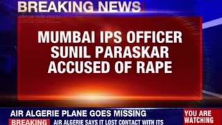 Mumbai IPS officer Sunil Paraskar accused of rape - NEWSXLIVE