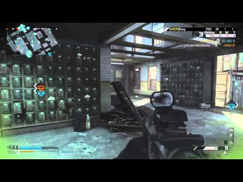 APUÑALANDO MORROS!!!!  Edición Oro de Call of Duty: Ghosts