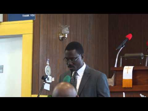 FICKLIN MEDIA MT ZION PENTECOSTAL MEN'S CELEBRATION WEEKEND PART 1
