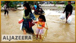 🇮🇩 Indonesia flood death toll crosses 100, dozens still missing | Al Jazeera English - ALJAZEERAENGLISH