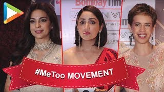 #MeToo Movement Talkings with Yami Gautam,Juhi Chawla & Kalki Koechlin - HUNGAMA