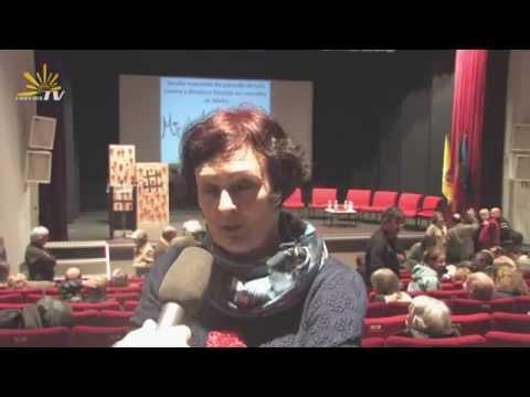 Sessão Solene de Homenagem aos lutadores Antifascistas do Concelho de Mafra