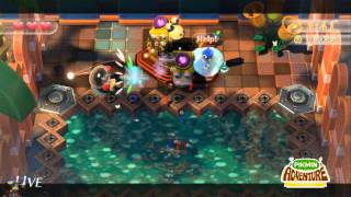 Nintendo Land - Pikmin Adventure mastered - 5. Cannon Smash - 3,17 [Olimar Solo]