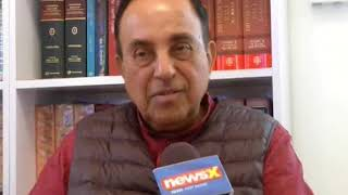 Subramanian Swamy speaks on PNB in house audit gives cleanchit to auditors - NEWSXLIVE