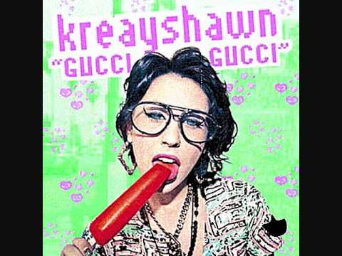 Kreayshawn - Gucci Gucci (Official Instrumental) (HQ)