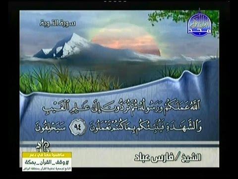 بث مباشر قناة المجد للقران الكريم - صوت وصوره لايف