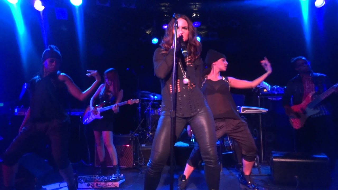 Jojo &amp;quot;Demonstrate&amp;quot; live at The Roxy