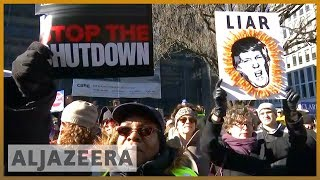 🇺🇸 US government shutdown sends ripples across the country | Al Jazeera English - ALJAZEERAENGLISH