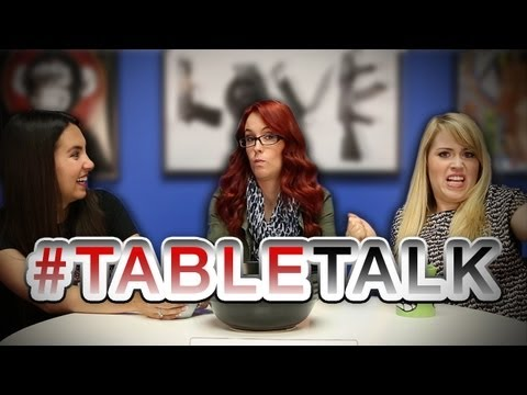 Table Talk: Transformers, Future Sex, and Chuck Norris!!!