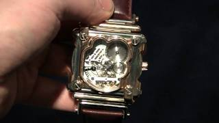 Jacob & Co. Cyclone Tourbillon Watch
