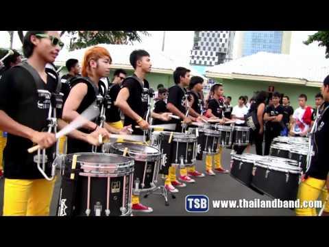 Percussion Warmup by สุรศักดิ์มนตรี