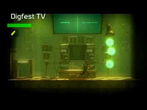 (HQ) Bionic Commando Rearmed: level 1 PC
