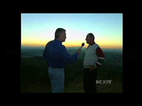 Huell Howser Mt Hollywood