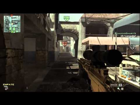First 5 in 1 Sniper Kill | MW3