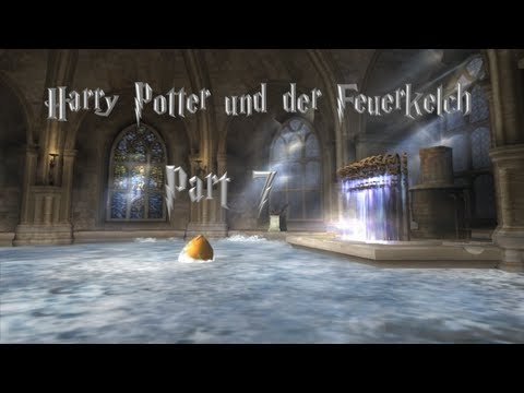 Let's Play Harry Potter udF Part 7 [Deutsch|Blind|HD] - Holen wir uns das Ei!