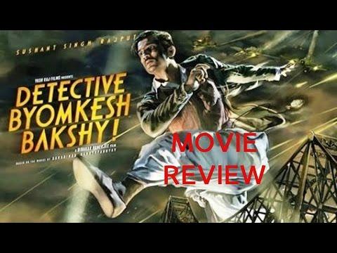 Detective Byomkesh Bakshy - Movie Review