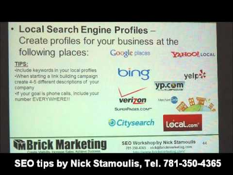 Build Your Online Brand with Local Search Profiles What Is Online Local Search