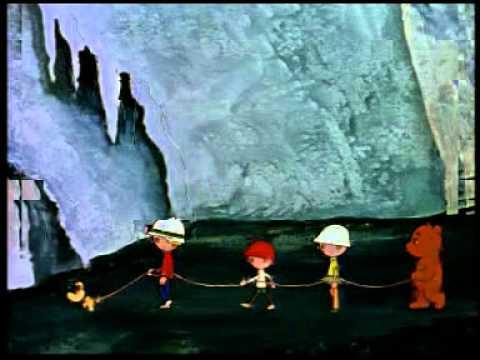 Zaczarowany ołówek: Śpioch w jaskini